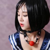 No.00651 Short Hair Sailor #2 またOTOHAさんのセーラー服美少女コスプレ緊縛画像です。今度はね、ボールギャグがいるよ~