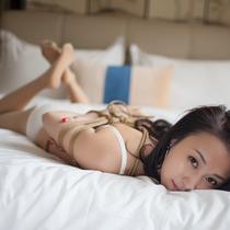No.00715 Sweet Smile #2 今日のYanagiさんはとても活躍している、この下着緊縛写真撮影が好きそうに見える。