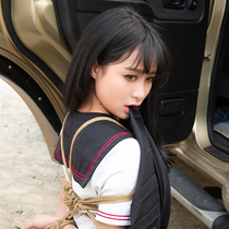 No.00780 Schoolgirl Kidnapping  #2 [27Pics] 緊縛画像中の女子校生Linはどこに連れて行かれたか分かりません、知っているのは縛られたのことだけです。