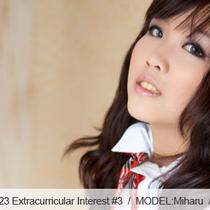 No.00323 Extracurricular Interest #3 超可愛い女子校生放課後の秘密緊縛経験です、この子赤い水着を着ている。