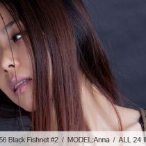 No.00356 Black Fishnet #2 全身パンスト(網タイツ)着ている女はセクシーですね、緊縛を期待する。