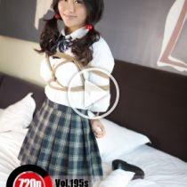 Vol.195 Spare Time ツインテールな女子校生は緊縛りが好き、特に後高手小手縛りと乳房縛りが大好きです。