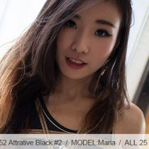 No.00552 Attrative Black #2 [25Pics] お姉ちゃんが競泳水着を好き、今日の緊縛式は後高手小手縛り。