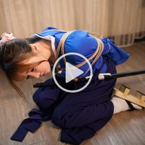 Vol.271 Female swordsman #1 強いの女剣士も誰に取られた、縛られて逃がさない。この動画内にどんな緊縛罰ゲームを彼女に彼女に待ていてだろ。